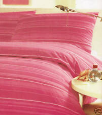 PINK SINGLE QUILT COVER & PILLOW CASE BHS