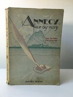 Annecy Flor Las Montes Maurice Besson 1938