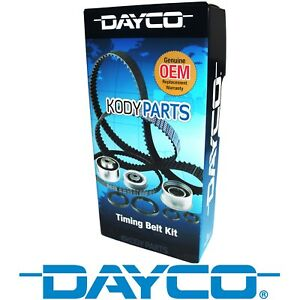 TIMING BELT KIT & WATER PUMP with Dust Shield - for Daewoo Cielo 1.5L A15MF DOHC