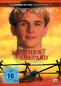 The Matthew Shepard Story , uncut , new and sealed , coming of age 16