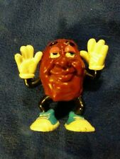 1987 calrab California Raisins Figure - hands up
