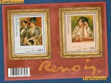 France La Feuille F4406 Renoir 2009 Neuf Luxe