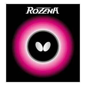 Butterfly New Rubber Rozena 2.1mm Black