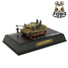 Metal Troops 6116 1/144 Tiger I Early Pro. Michael Wittmann & 6 tank crew MT007C