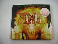 T.N.T. - ALL THE WAY TO THE SUN - CD+DVD LIMITED EDITION NEW SEALED 2005