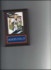 BRANDON STOKLEY PLAQUE DENVER BRONCOS FOOTBALL NFL
