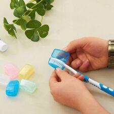 5pcs brosse à dents protège-cas titulaire titulaire de la maison voyage à l OFQ