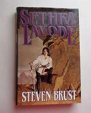 The Viscount of Adrilankha Ser.: Sethra Lavode 3 by Steven Brust HC/DJ 1st Ed.