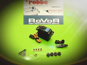 ROVOR High Performance Servo S0270 MG BB ,  Nr.: S0270 von robbe