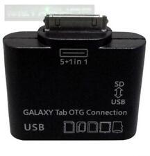 OTG USB KARTENLESER HOST F. SAMSUNG GALAXY TAB 2 10.1 GT P3110 P3112 P1000 P5100