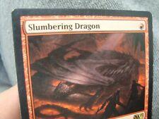 Slumbering Dragon x2 MTG