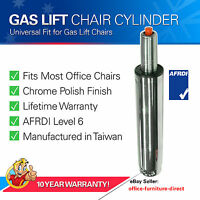 *NEW* Gas Lift Cylinder Pneumatic Strut Office Executive Chair Chrome Repair Kit