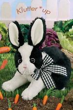 Bearington Bear CHECKERS Easter Spring Bunny Rabbit #450332 SPRING 2012