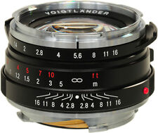 New Voigtlander NOKTON Classic 40mm F1.4 SC Single-Coated Leica M Voigtlaender