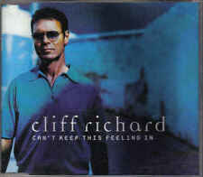 Cliff richard- Cant keep this Feeling cdm