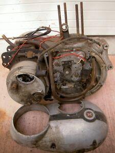 1960 Matchless 250cc G2 CS/5413 used RACE engine bottom