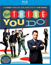 THAT THING YOU DO! ~NEW BLU RAY TOM HANKS~ {SULLY}~{THE POST}~{DISNEY TOY STORY}