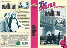 (VHS) Manhattan - Woody Allen, Diane Keaton, Michael Murphy, Meryl Streep
