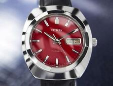 Citizen Day Date Manual Men's Rare 36mm Vintage Made in Japan 1960s Watch X7089