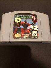 Star Fox 64 N64 Nintendo 64 Official No Box Lot Original Collection Cartridge