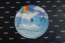 "TOM PETTY - STRAIGHT INTO DARKNESS - PROMO 7"" SINGLE GERMANY MINT UNPLAYED"