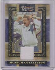 2008 DONRUSS LEGENDS BELA KAROLYI MUSEUM RELIC CARD #MC-31 ~ 212/250