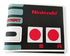 Retro 8BIT NES Classic Controller Bifold Wallet / Nintendo Gamepad USA SHIPPING