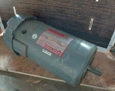 GE MOTORS 5CD123UP001B HP 1.5  RPM 2500 VOLTS 180 K-3 DC MOTOR