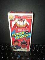 Power Rangers Zeo Chouriki Sentai Ohranger Ohred Red Zeoranger 5 US Seller
