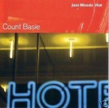 COUNT BASIE jazz moods hot 14 Track CD NEU