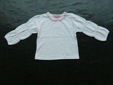 4 ans - tee-shirt BLANC - ORCHESTRA - NEUF - juste lavé - jamais porté - fille