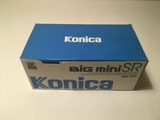 KONICA BIG MINI SR BM100 35mm FILM CAMERA Boxed New Old Stock