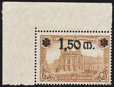 DR 1920, MiNr. 117 PF I, tadellos postfrisch, Befund Weinbuch, Mi. 220,-