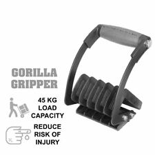 Multipurpose Gorilla Gripper Lifter Panel Carrier Handle Tool System