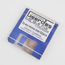Midisystems Geerdes Midimusic / Midi Diskette / Es war einmal eine Gitarre