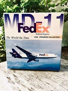 Dragon Wings Fedex MD-11 1:400 55048