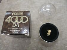 Empire 4000 D I Stereo Turntable vintage Cartridge only & Box