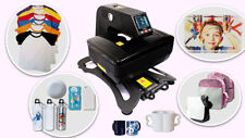 3D Sublimation Vacuum Heat Press Machine Auto Open Pneu T-Shirt Phone Case