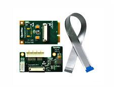 OpenVox ACC1009 MiniPCI-E to PCI-E Riser Card with Ribbon