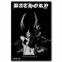 280514 Bathory Quorthon Heavy Metal Music Band POSTER PRINT AU