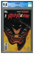 Red Robin #1 (2009) DC Comics 1st Issue Batman CGC 9.8 JZ112
