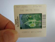 More details for original press promo slide negative - robbie williams - 2000 - take that - c