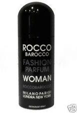 PROFUMO ROCCO BAROCCO FASHION WOMAN DONNA POUR FEMME DEODORANTE SPRAY 150 ML.