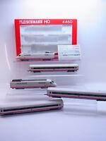 51583 Fahrbereiter Fleischmann H0 FMZ ICE Elektrotriebzug 4460 + 4461 + 4462 OVP