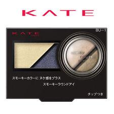 [KANEBO KATE] Smoky Round Eyes BU-1 Eyeshadow Palette JAPAN NEW