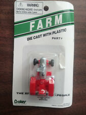 NEW IN PACK BOLEY HO SCALE CONSTRUCTION FARM SERIES RED TRACTOR