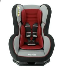 CLEARANCE OFFER!! Nania Cosmo SP Grp 0-1-2 Baby Child Recliner Car Seat ROUGE