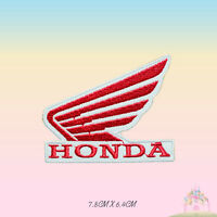 Honda Bike Racing Brand Embroidered Iron On Sew On Patch Badge For Clothes etc