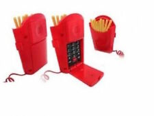 Téléphone Filaire Cornet de Frites