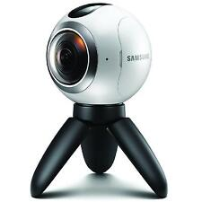 Samsung Gear 360 Camcorder - Gloss Silver